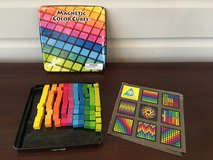 Magnetic Color Cubes by The Orb Factory in Westmont, Illinois