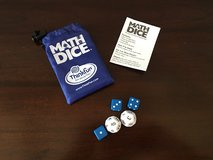 LIKE NEW Math Dice Game by ThinkFun in Naperville, Illinois