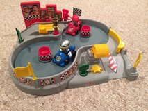 Fisher Price race track in Bartlett, Illinois
