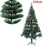new Christmas Tree 210 cm tall in Ramstein, Germany