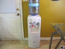 SOLEUSAIR HOT AND COLD WATER COOLER in Cherry Point, North Carolina