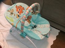 Bright Starts  Baby and up. Infant seat/bed/rocker with mobile and music in Bolingbrook, Illinois