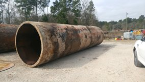 heavy steel culverts in Kingwood, Texas