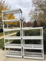 Storage Shelving units - 2 sets in Glendale Heights, Illinois