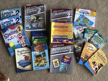 Abeka 2nd grade homeschool books in Plainfield, Illinois