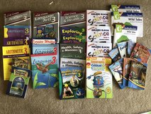 Abeka 3rd grade homeschool books in Plainfield, Illinois