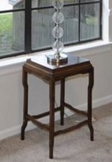 Antique Side Table in Kingwood, Texas