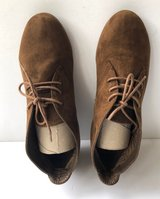 Women's X-APPAREL Brown Suede Boots Sz. 7 Medium Excellent Condition! in Beaufort, South Carolina