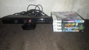 XBOX 360 Kinect + 4 Games in Stuttgart, GE
