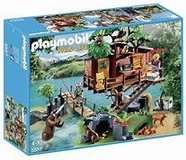 Playmobil Treehouse Adventure in Chicago, Illinois