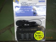 Stereo Sound Mixer in Vacaville, California
