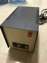 SUGANO step up transformer 100 V to 120 V in Okinawa, Japan