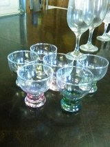 Set of 6 Small Glasses in Yucca Valley, California