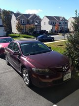 2007 MAZDA6 for Sale, Great Commuter Car! in Fort Belvoir, Virginia