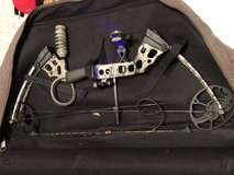 Mission compound bow in Liberty, Texas