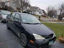Ford Focus 2007 Manual Shift in Plainfield, Illinois