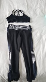 Ladies workout top and pants in Colorado Springs, Colorado