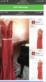 Formal Dress NWT in Naperville, Illinois