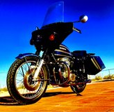 1975 Honda CB 750 restored and super clean in Yucca Valley, California