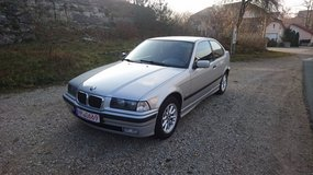 Bmw 316 New inspection in Hohenfels, Germany