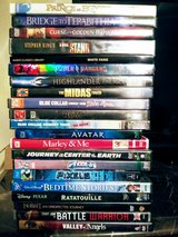 Movies - DVD & 2 Blu Ray in Pasadena, Texas