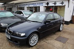**BMW 325i SPORT!**AUTOMATIC! 1 OWNER!!**FREE ROAD TAX!! 6 MONTHS WARRANTY!! in Lakenheath, UK