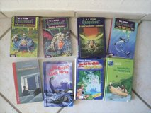 German chapter books for kids in Stuttgart, GE
