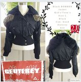 Black BOMBER Jacket Kid's/Teen's & Small Ladies in The Woodlands, Texas
