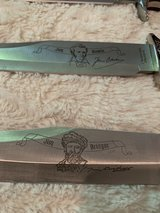 Bowie Knives in Kingwood, Texas