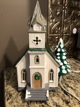 Dept. 56 All Saints Church in Westmont, Illinois