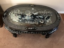 Korean Mother of Pearl Coffee Table in Dover, Tennessee