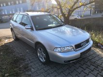 Audi A4 1.8 Turbo Quattro- 4 wd- new inspection- no rust in Hohenfels, Germany