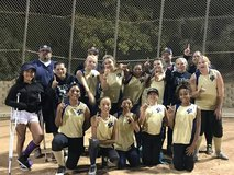 Oceanside Fastpitch - Girls Softball Ages 4-14- Registration & Tourney Champs in Camp Pendleton, California