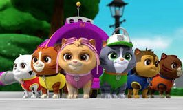 ISO  Paw Patrol Catastrophe Crew sets/cats in Warner Robins, Georgia