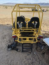 buggy project in 29 Palms, California