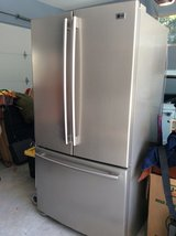 LG fridge/freezer in Kingwood, Texas