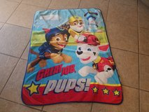 Paw Patrol Blanket in Fort Bliss, Texas