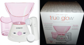New! Conair True Glow Moisturizing Mist Facial Sauna System ~MDF3R in Orland Park, Illinois