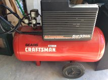 Craftsman 5hp Two Stage Air Compressor in Kingwood, Texas