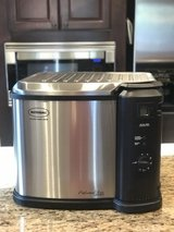 Butterball Indoor Electric Turkey Fryer, Extra Large, model 23011615 in Kingwood, Texas