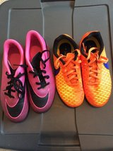 Girls Cleats $10 for Both in Macon, Georgia