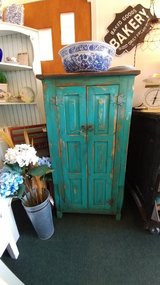 TURQUOISE JELLY CABINET in Alamogordo, New Mexico