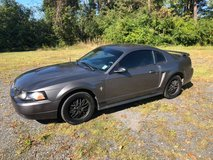 2003 Ford Mustang in Leesville, Louisiana