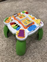 Leap Frog baby activity table in Bolingbrook, Illinois