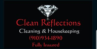FULLY Insured Cleaning in Camp Lejeune, North Carolina