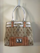 US Polo Assn tan purse in Alamogordo, New Mexico