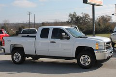 2011 Chevrolet Silverado 2500 LT extended cab southern 1 OWNER Truck 10793 in Bowling Green, Kentucky