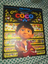 Look and find Coco book in Camp Lejeune, North Carolina