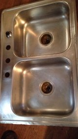 stainless steel kitchen sink in Lawton, Oklahoma