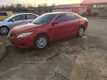 2010 TOYOTA CAMRY LE in Fort Knox, Kentucky